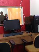 Inauguração novos parlatórios na 14a SDP (Clique aqui e acesse as fotos)
