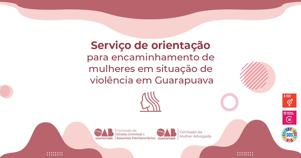 Subseção disponibiliza cartilha online com orientações para mulheres em situação de violência