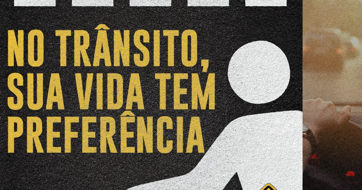 OAB Guarapuava integra campanha de conscientização no trânsito